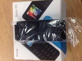 Nokia 105 unlocked brand new in box