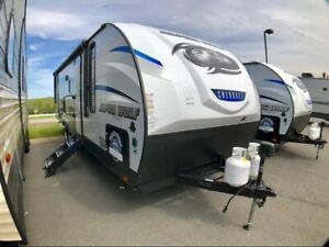 2019 Forest River Alpha Wolf 26DBH-L