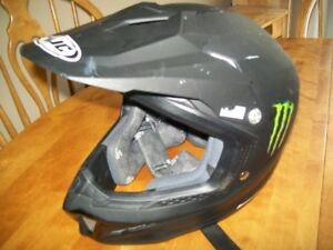 HJC youth dirt bike helmet