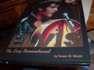 THE KING REMEMBERED ELVIS WITH CD INTERVIEWS
