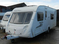 Swift Freestyle 545. One Owner. 4 Berth. Auto Engage Motormover
