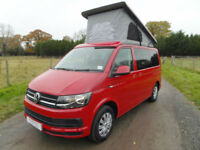 VW Volkswagen Kombi Transporter T6 - Reimo Pop Top - Stunning Conversion