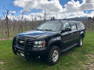2012 Chevrolet Suburban Leather SUV 4x4