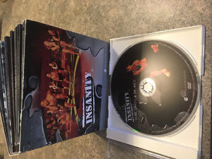 Insanity Complete Workout Video DVD Set