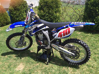 Yz 250 F 2006 ¨TOP CLEAN``