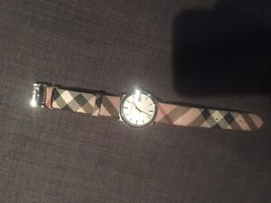 Mens Burberry watch *Used*