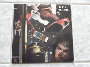 NEIL YOUNG VINYL LP RECORD ALBUM