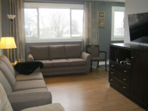 Lg. 1 BR Fully Furnished - All In - Short Term Rentals
