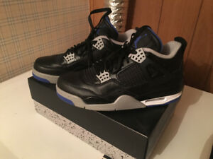Selling Air Jordan 4s Alternate Motorsports