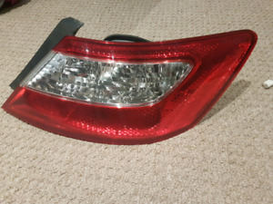 Honda Civic coupe tail light 2006 2007 2008 2009 2010 2011