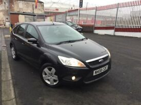 Ford Focus 1.8 Tdci, 2008 Reg, excellent condition inside and out,£1399.