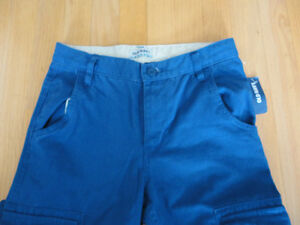 Brand new with tags Boy's Old Navy blue cargo pants Size 14 London Ontario image 3