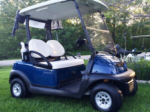 ~The Golf Cart Guy~ 2012 Club Car Precedent Electric Golf Cart