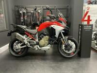 **DUCATI MULTISTRADA V4S FULL SPEC**