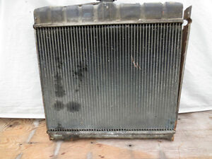 MERCEDES BENZ 115 250SE RADIATOR