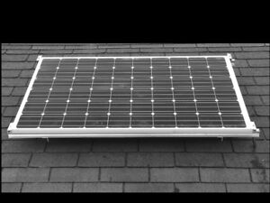Solar Power Kit for Cottage, Camping, Shed, Hideaway