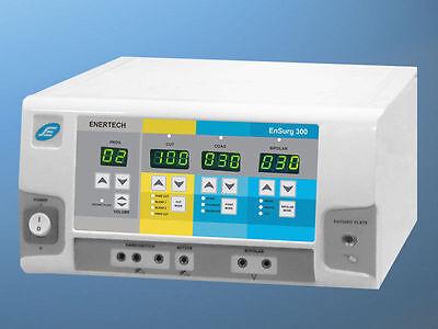New Electro-surgical Generator Model Ensurg- 300 With 6 Programs Electro Cautery