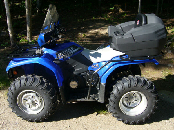 Used 2000 Yamaha 4X4 400 ultramatic