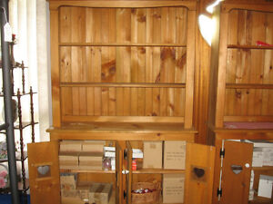 Pine Double Hutch Cabinet Windsor Region Ontario image 3