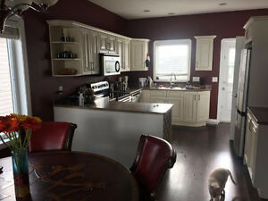 Bright room for rent, main floor, executive Timberlae
