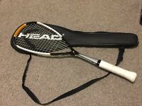 Head Nano Ti.120 Pro Squash Racket RRP £ 150