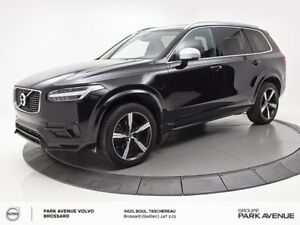 2017 Volvo XC90 Hybrid T8 R-Design | NAVIGATION + HITCH