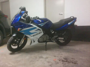 2005 GS500 Great Beginner Bike