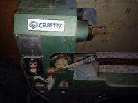 Caftex lathe