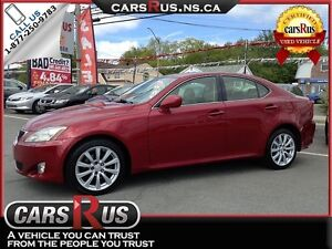 2007 Lexus IS 250 AWD, Super Clean Condition!!