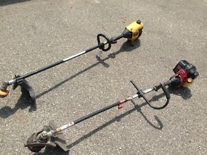 2 string trimmers $50 each