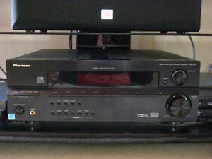 PIONEER VSX-515-K 660 WATT SURROUND RECEIVER
