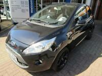 2015 FORD KA 1.2 Zetec Black Edition 3dr