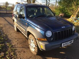 Jeep 2005 jeep crd full service history excellent condition