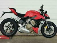 Ducati Streetfighter V4 - Brand new, start 2021 as you mean to go on !!