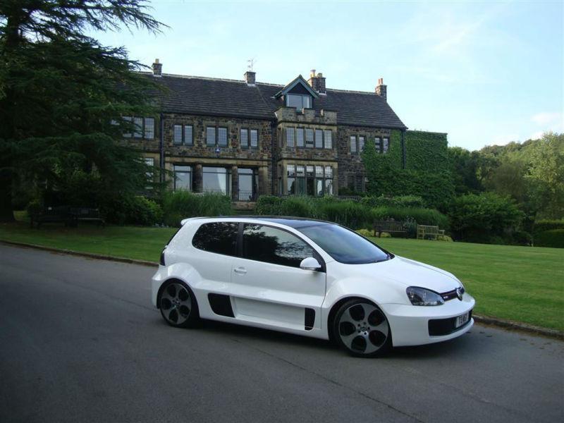 Volkswagen Golf 1.9TDI SE*FULL CUSTOM GTI W12-650 REPLICA WIDE ARCH BODYKIT*R32* | in Sheffield ...