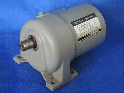 Hitachi Gxjr 100w Ege Gear Motor 1-phase 90 Rpm
