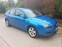 2006 Ford Focus 1.8TDCi 2006MY Zetec Climate