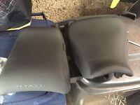 Yamaha tracer 900 comfort seat