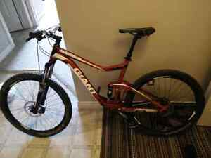 2014 Giant Trance 3 (27.5) with  dropper post