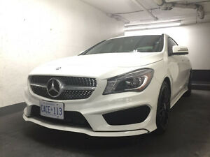 2016 Mercedes-Benz CLA 250 4Matic Coupe Sedan FULLY LOADED