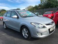 2009 59 Hyundai i30 1.6CRDi Comfort Turbo Diesel 6 Speed Manual