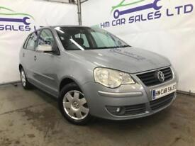 2006 Volkswagen Polo 1.2 S 5dr