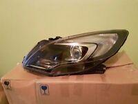 Genuine Vauxhall Zafira Tourer DRL Passengers Side Headlight