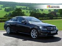 2013 Mercedes-Benz C Class 2.1 C220 CDI BlueEFFICIENCY AMG Sport 7G-Tronic