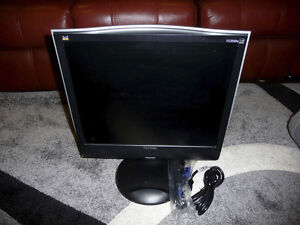 "ViewSonic VG 930M 19"" High Def. LCD Monitor W/Built Speaks"