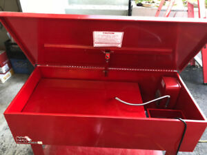BAND NEW BIG RED 40 Gallon Parts Washer