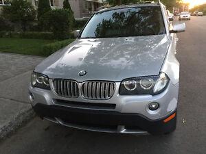 2007 BMW X3 3.0Si 4x4 Automatic full équipé toit panoramique