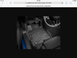 Mazda CX-5 Floor mat WEATHER TECH. 75.00$