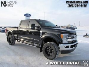 2017 Ford F-350 Super Duty Lariat  - Leather Seats