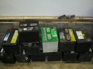 GOOD USED BATTERIES London Ontario image 1